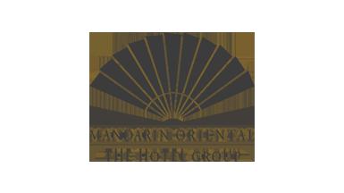 Mandarin Oriental the Hotel Group Logo