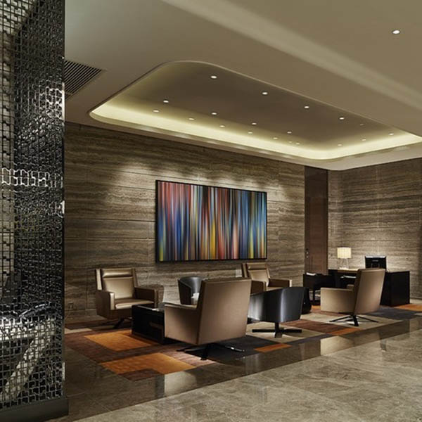 Abstract paintings for hotels, offices and restaurants from Urban Impressions.